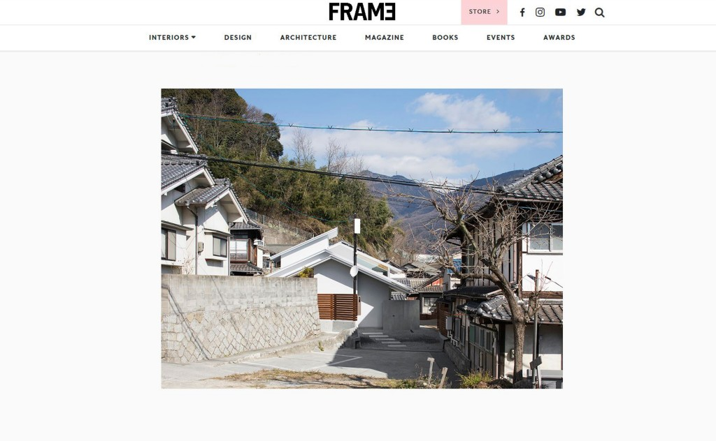 FRAME(House in Ohue)